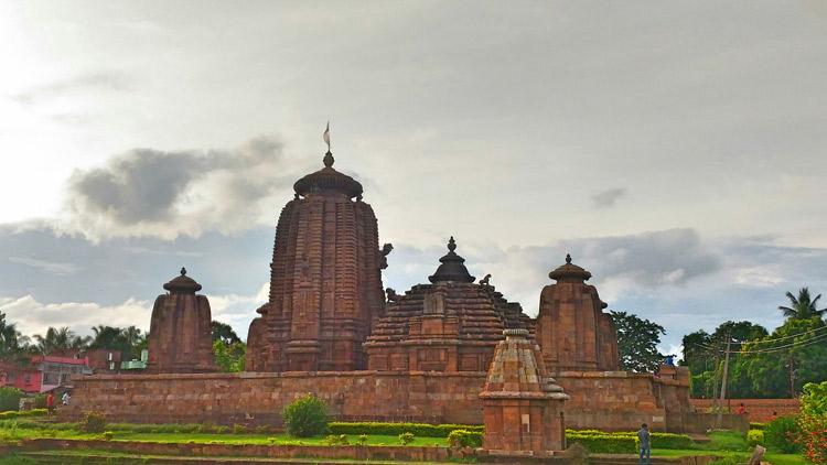 Brahmeshwar-Temple