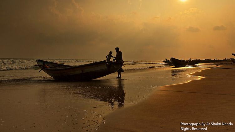 Paradeep-Beach
