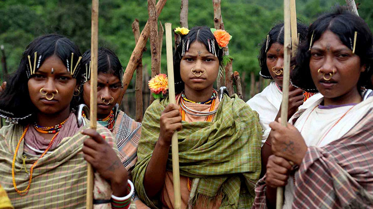 Kondh-tribe-of-Odisha