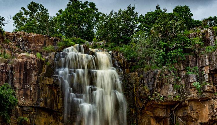Badaghagara-Waterfall