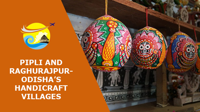 Odishas-Handicraft-Villages-Pipli-and-Raghurajpur
