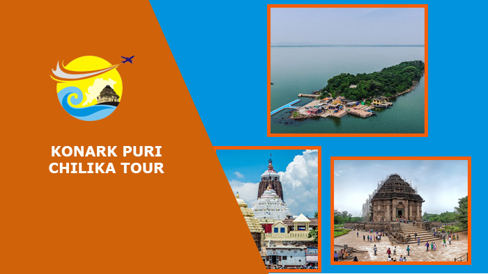 Konark-Puri-Chilika-Tour