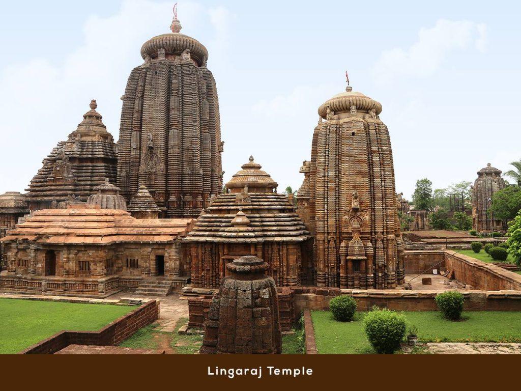Lingaraj-Temple-Bhubaneswar