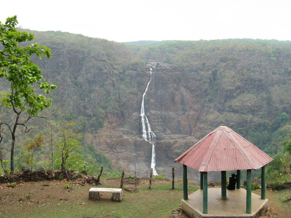 Barehipani-Waterfall