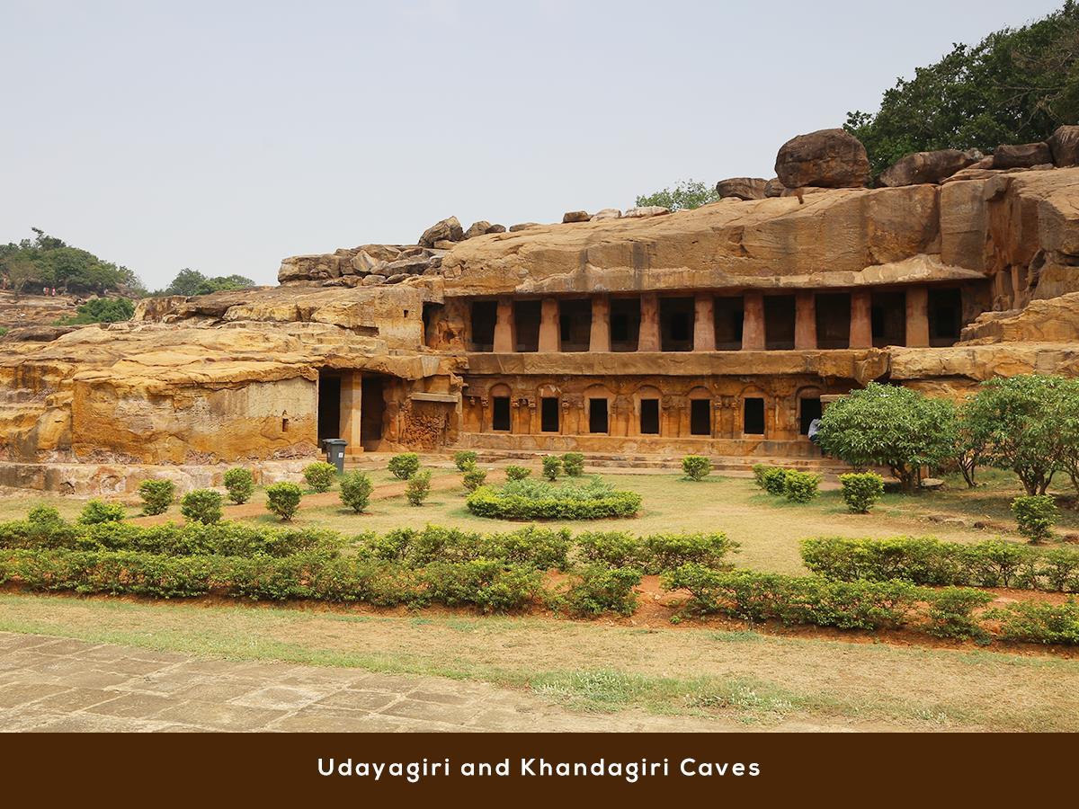 Khandagiri-Udaygiri-Caves