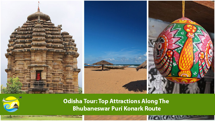Odisha-Tour-Top-Attractions-Along-The-Bhubaneswar-Puri-Konark-Route