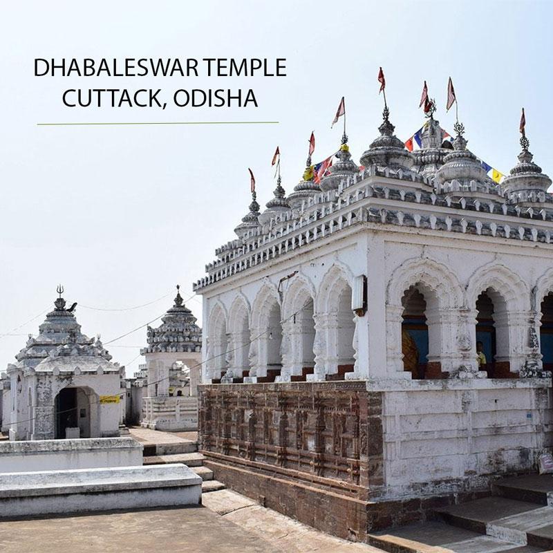 Dhabaleswar-Temple