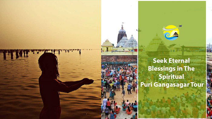 Seek-Eternal-Blessings-in-The-Spiritual-Puri-Gangasagar-Tour