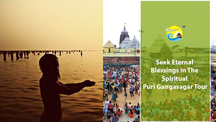 Seek-Eternal-Blessings-in-The-Spiritual-Puri-Gangasagar-Tour