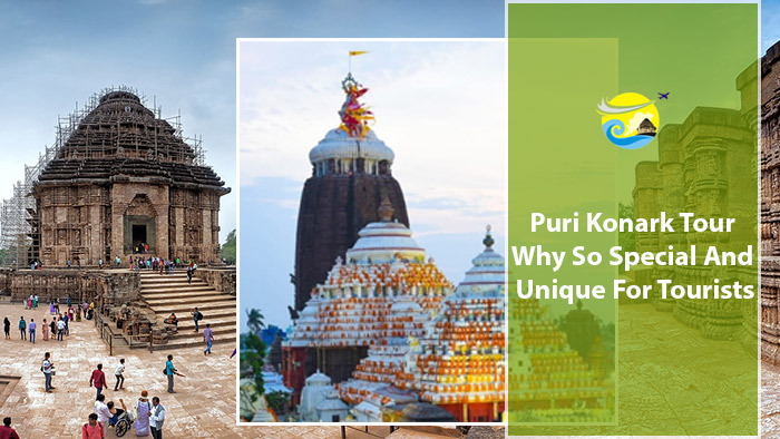 Puri Konark Tour - Why So Special And Unique For Tourists