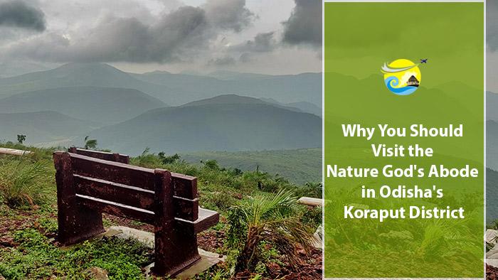 Visit-the-Nature-God's-Abode-In-Odisha's-Koraput-District