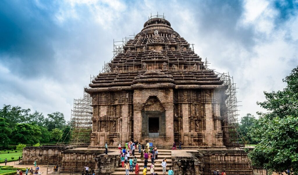Bhubaneswar Konark Puri trip
